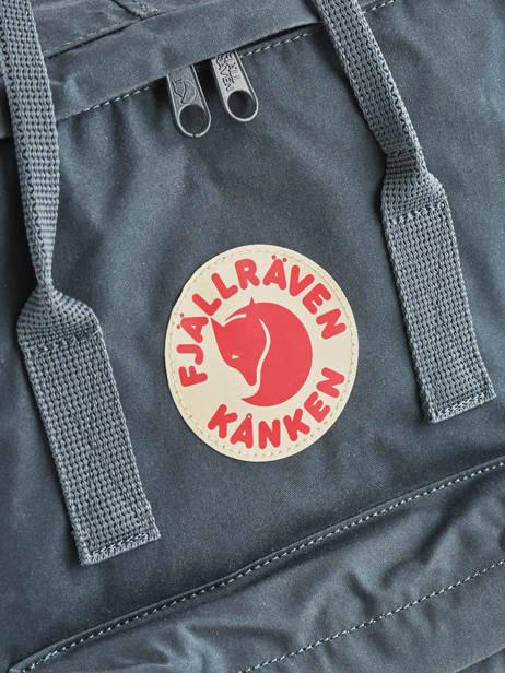 Sac à Dos Kånken 1 Compartiment Fjallraven Noir kanken 23510 vue secondaire 1