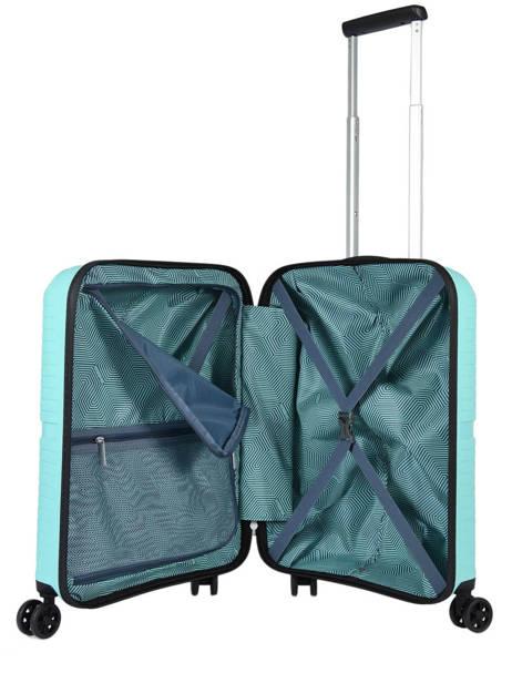 Handbagage Airconic American tourister Zwart airconic 88G001 ander zicht 4