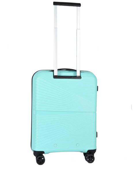 Handbagage Airconic American tourister Zwart airconic 88G001 ander zicht 5