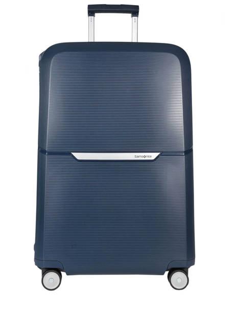 Valise Rigide Magnum Samsonite Bleu magnum CK6003