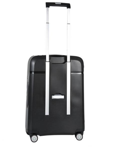 Handbagage Samsonite Zwart magnum CK6001 ander zicht 3