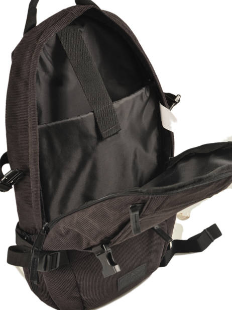 Business Rugzak Floid + Pc 15'' Eastpak Zwart core series K201 ander zicht 4