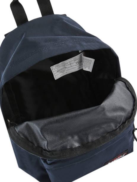 Rugzak Padded Pak'r Core  Eastpak Blauw authentic EK620 ander zicht 5