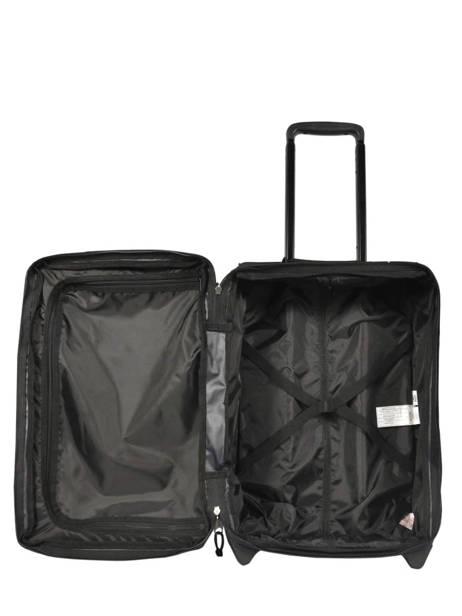 Valise Cabine Eastpak Bleu authentic luggage K36D vue secondaire 5