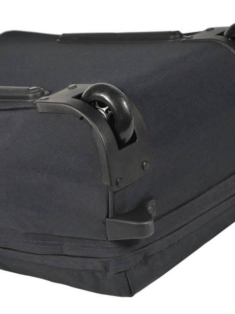 Valise Cabine Eastpak Bleu authentic luggage K36D vue secondaire 2