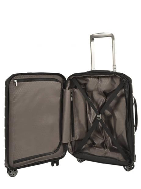 Handbagage Flux Samsonite Zwart flux CB0001 ander zicht 4