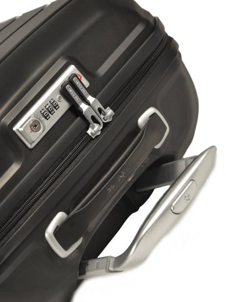 Handbagage Flux Samsonite Zwart flux CB0001 ander zicht 1