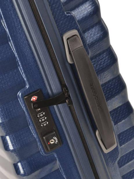Handbagage Lite-shock Samsonite Blauw lite-shock 98V901 ander zicht 1