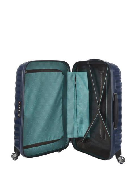 Handbagage Lite-shock Samsonite Blauw lite-shock 98V901 ander zicht 5