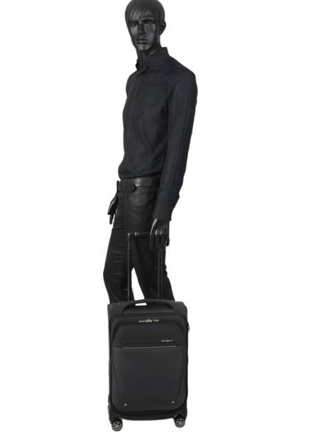 Handbagage B-lite Icon Samsonite Zwart b-lite icon CH5002 ander zicht 3