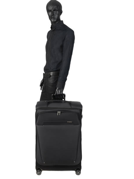 Valise Souple B-lite Icon Samsonite Noir b-lite icon CH5007 vue secondaire 3
