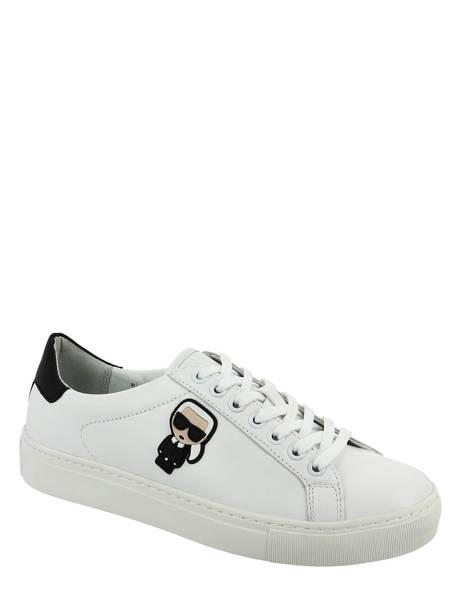 Sneakers k/ikonik-KARL LAGERFELD