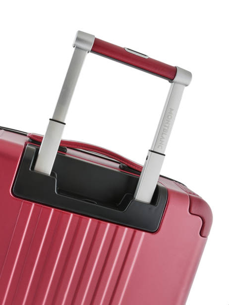 Handbagage My4810 X (red) Montblanc Rood my4810 125502 ander zicht 2