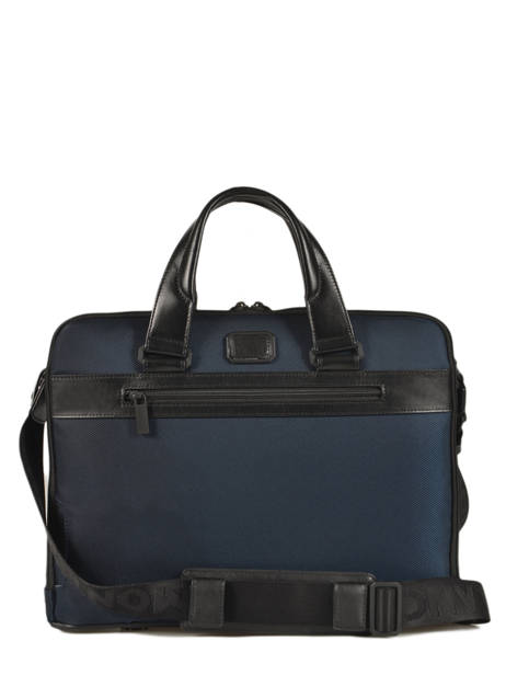 Documententas My Montblanc Nightflight Montblanc Blauw nighflight 124144 ander zicht 3