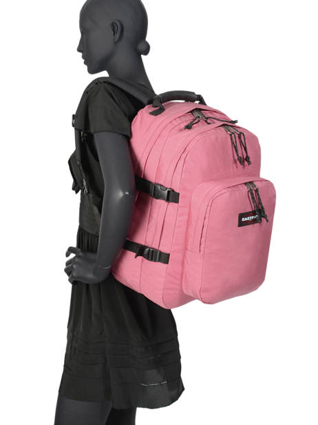 Sac à Dos Provider + Pc 15'' Eastpak Rose authentic k520 vue secondaire 3