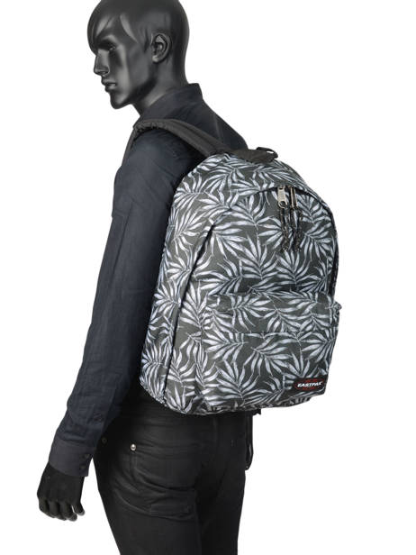 Rugzak Out Of Office + Pc 15'' Eastpak Zwart authentic K767 ander zicht 2