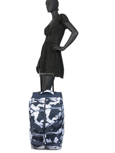 Reistas Op Wieltjes Feel It All Roxy Zwart luggage RJBL3194 ander zicht 3