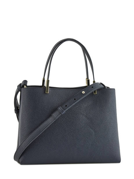 Handtas Th Core Tommy hilfiger Blauw th core AW07685 ander zicht 3