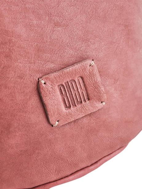 Bucket Bag Chester Leder Biba Roze chester CHE1L ander zicht 1
