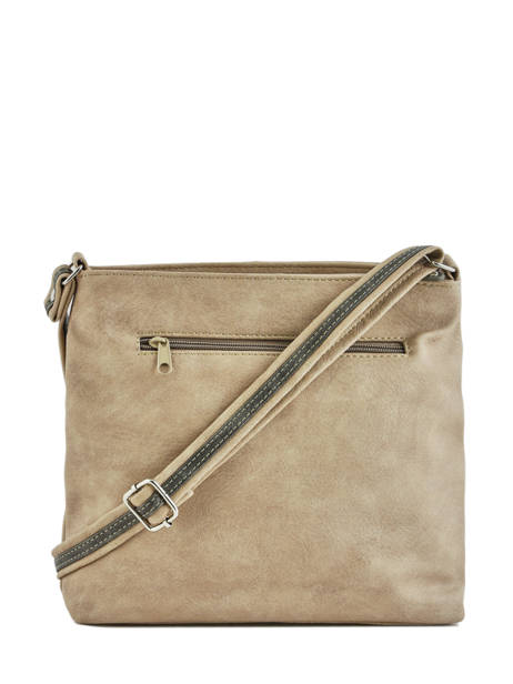 Cross Body Tas Basic Miniprix Beige basic BS121 ander zicht 2