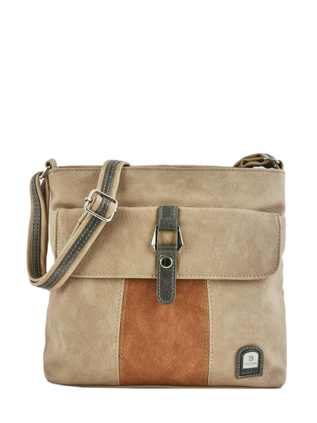 Cross Body Tas Basic Miniprix Beige basic BS121