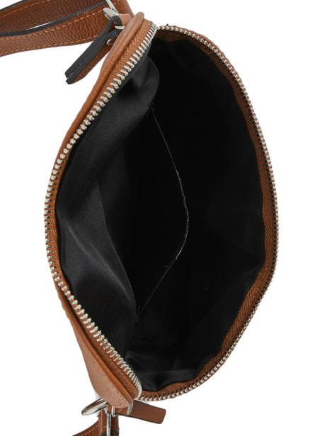 Heuptasje Caviar Leder Milano Bruin caviar CA19081 ander zicht 3