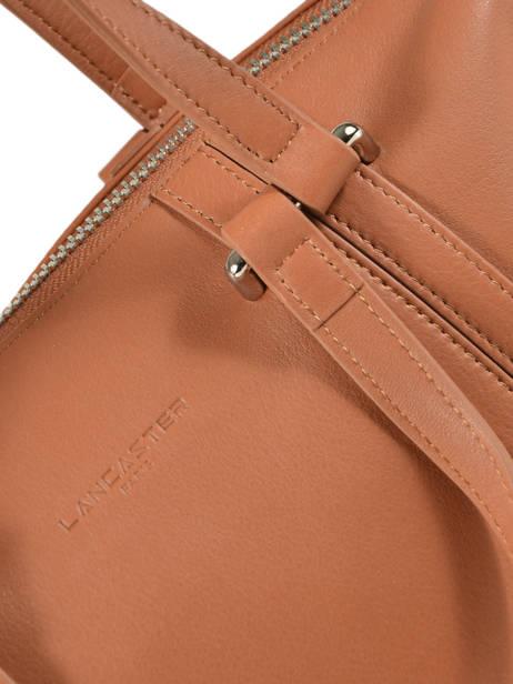 Schoudertas M Soft Vintage Leder Lancaster Bruin soft vintage 577-04 ander zicht 1