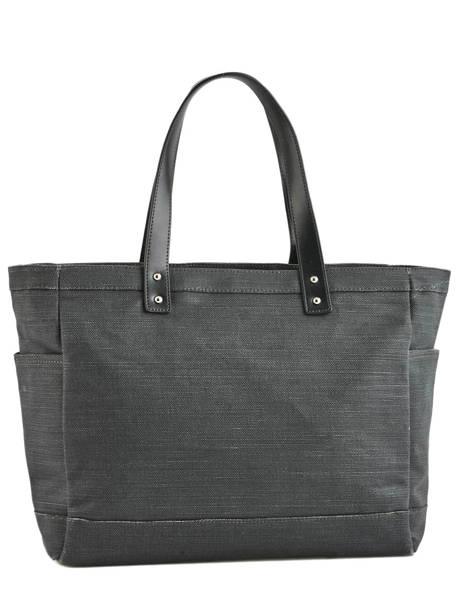 Sac Shopping A4 Actual Elia Lancaster Noir actual elia 518-77 vue secondaire 3