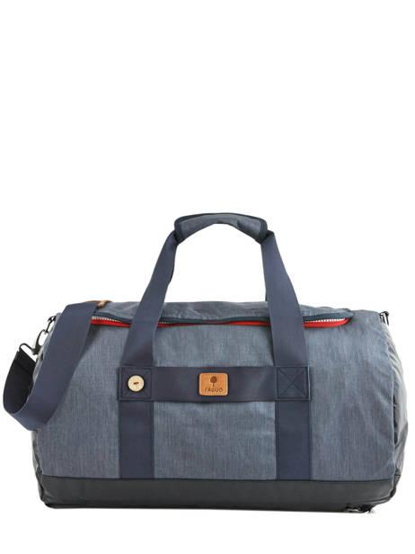 Reistas Handbagage Tricolor Faguo Blauw tricolor 20LU0909