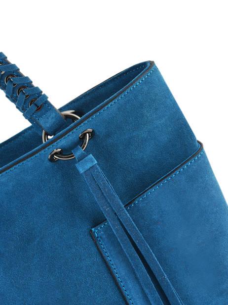 Sac Shopping Obstacle Etrier Bleu obstacle EOBS03 vue secondaire 1