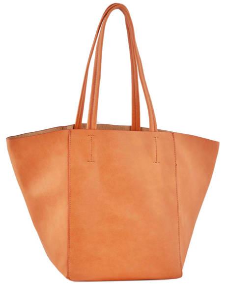 Shoppingtas Calvi Miniprix Oranje calvi 97342B ander zicht 2