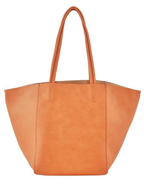 Shoppingtas Calvi Miniprix Oranje calvi 97342B