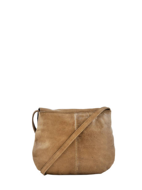 Cross Body Tas Totally Royal Leder Pieces Bruin totally royal 17055353 ander zicht 3