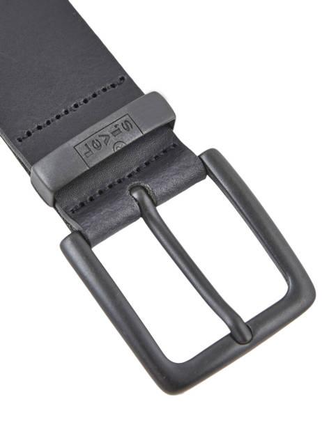 Riem Levi's Zwart accessoires 231782 ander zicht 1