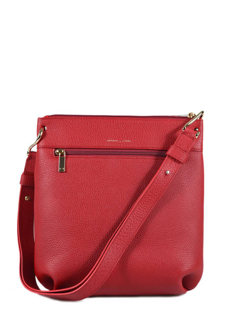 Cross Body Tas Tiki Mini Leder Nathan baume Rood victoria N1910586 ander zicht 3