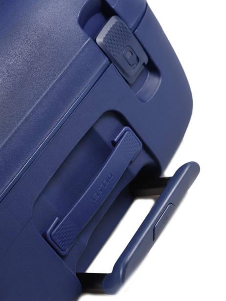 Handbagage Delsey Blauw moncey 3844803B ander zicht 1