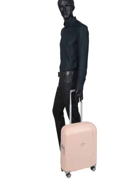 Handbagage Delsey Roze clavel 3845803 ander zicht 3