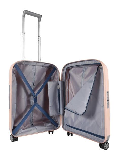 Handbagage Delsey Roze clavel 3845803 ander zicht 5