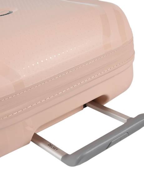 Handbagage Delsey Roze clavel 3845803 ander zicht 2