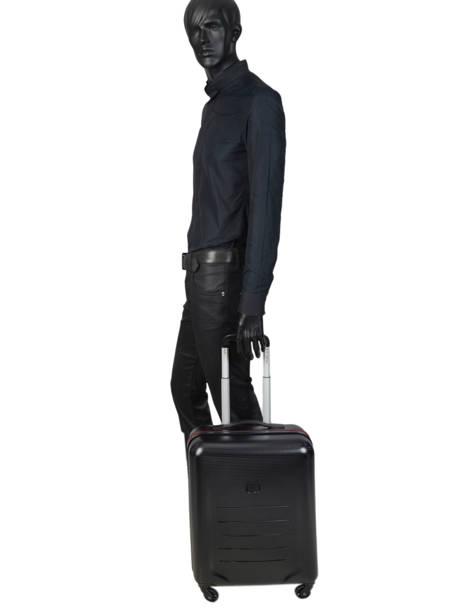 Valise Cabine Delsey Noir toliara 3871803 vue secondaire 3