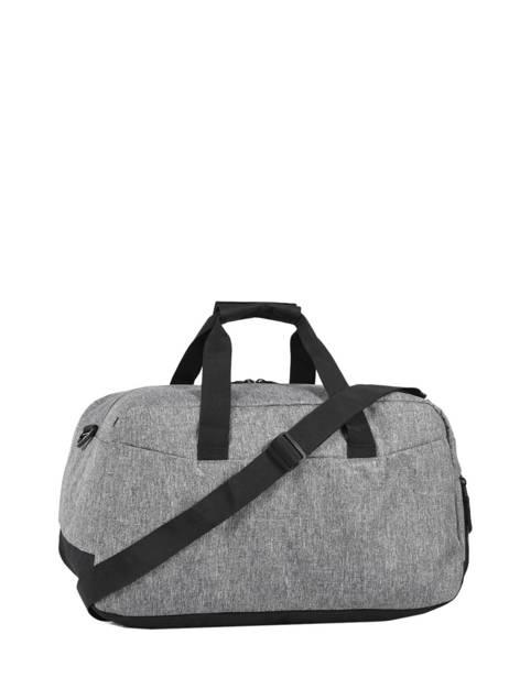 Sac De Voyage Cabine Luggage Quiksilver Gris luggage QYBL3176 vue secondaire 2