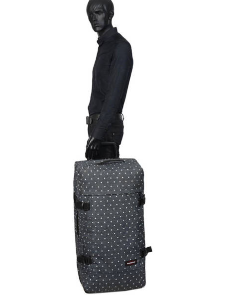 Valise Souple Pbg Authentic Luggage Eastpak Noir pbg authentic luggage PBGK63L vue secondaire 3