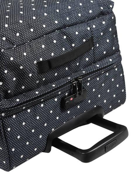 Valise Souple Pbg Authentic Luggage Eastpak Noir pbg authentic luggage PBGK63L vue secondaire 1