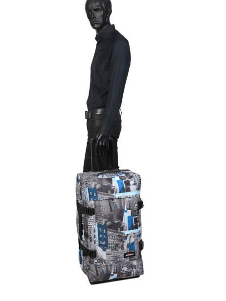 Valise Souple Pbg Authentic Luggage Eastpak Multicolore pbg authentic luggage PBGK62L vue secondaire 3