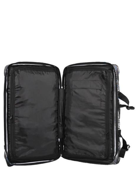 Valise Souple Pbg Authentic Luggage Eastpak Multicolore pbg authentic luggage PBGK62L vue secondaire 5