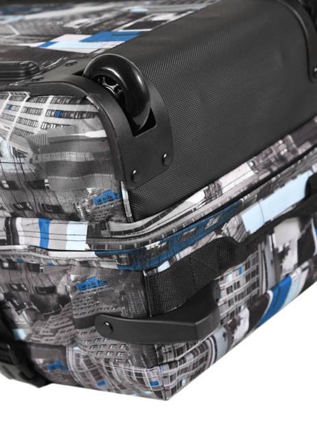 Valise Souple Pbg Authentic Luggage Eastpak Multicolore pbg authentic luggage PBGK62L vue secondaire 2