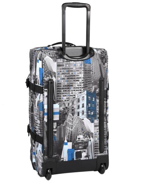 Valise Souple Pbg Authentic Luggage Eastpak Multicolore pbg authentic luggage PBGK62L vue secondaire 4