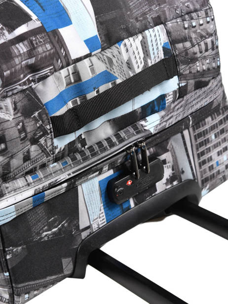 Handbagage Eastpak Veelkleurig pbg authentic luggage PBGK61L ander zicht 2