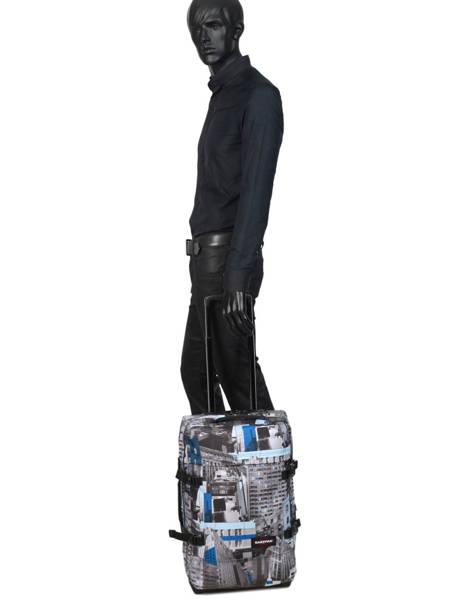Handbagage Eastpak Veelkleurig pbg authentic luggage PBGK61L ander zicht 3