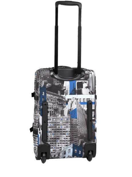 Handbagage Eastpak Veelkleurig pbg authentic luggage PBGK61L ander zicht 4